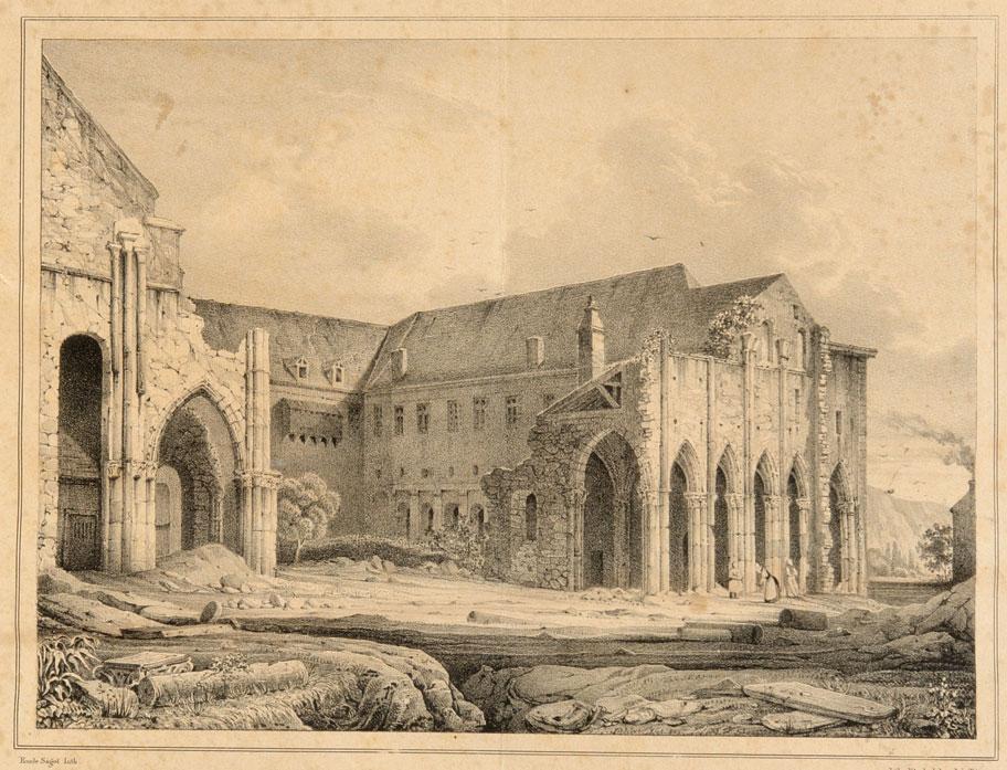 Abbaye-Saint-Pierre-Bonbons-Flavigny_Revolution