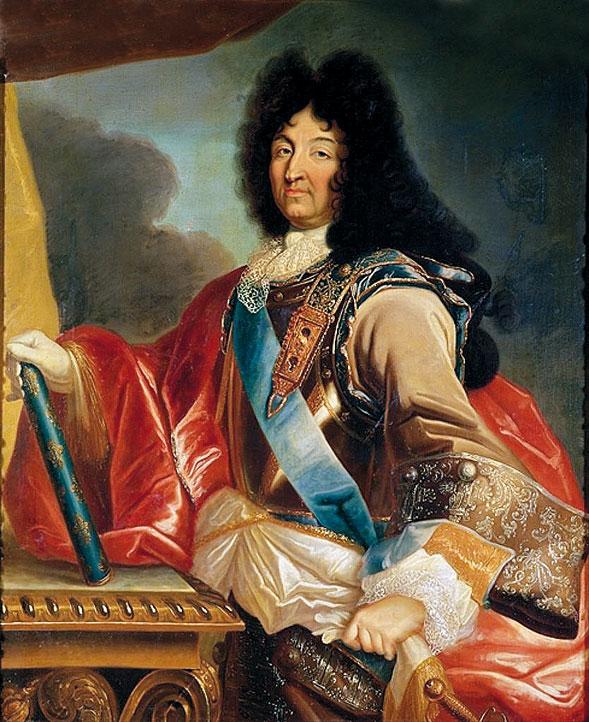 Bonbons Louis XIV